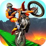3D Crazy BMM Bike Racing