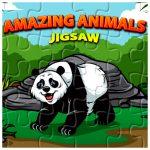 Amazing Animals Jigsaw